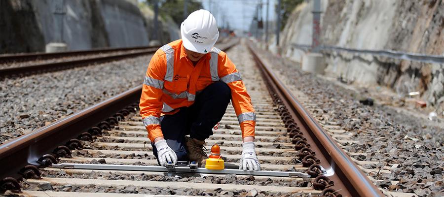 Works on the Mernda line
