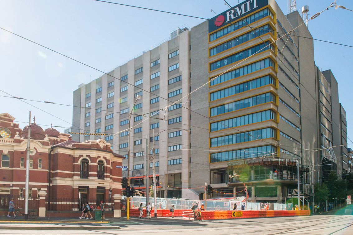 RMIT School of Computer Science and Information Technology.