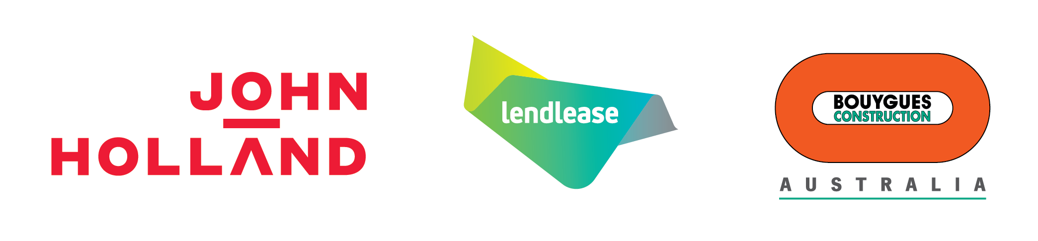 John Holland, Lendlease and Bouygues Construction